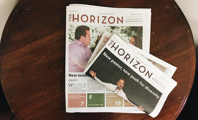 Horizon Newspaper